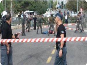 Kudüs'te Feda Eylemi: İki Siyonist Yaralandı