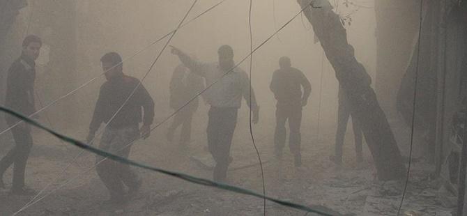 """Esed Rejimi """"Zehirli Gaz""""la Saldırdı: 3 Kişiyi Katletti!"""