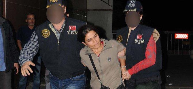 PKK'lı Militan HDP'nin Seçim Aracında Yakalandı