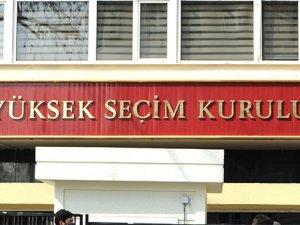 HDP'nin Seçimin İptali Başvurusuna Ret