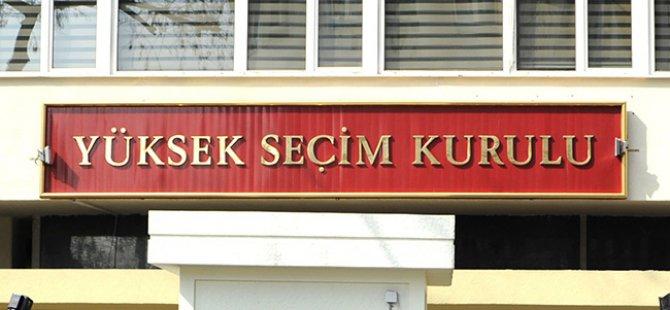 YSK'dan Cumhurbaşkanı Erdoğan'ın Diplomasıyla İlgili İtirazlara Ret