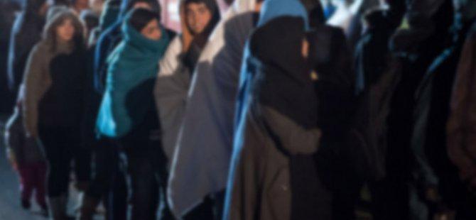 Almanya'da Suriyeli Sığınmacıları Darp Ettiler