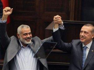 Erdoğan'a İlk Tebrik Hamas'tan