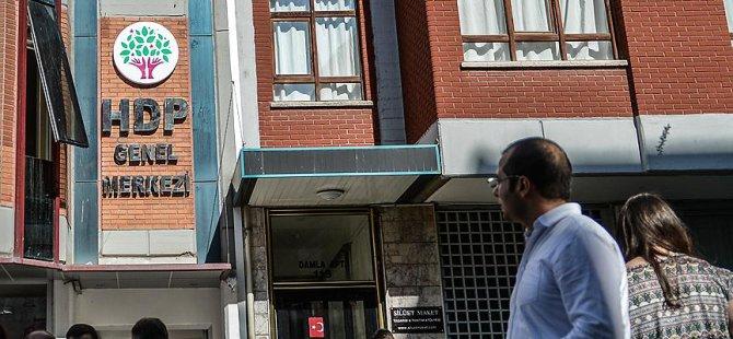 HDP Seçimin İptali İstemiyle YSK'ya Başvurdu