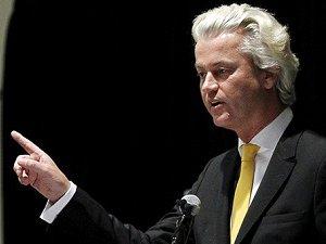 """İslam Düşmanı Wilders'ın """"1 Kasım"""" Yorumu"""