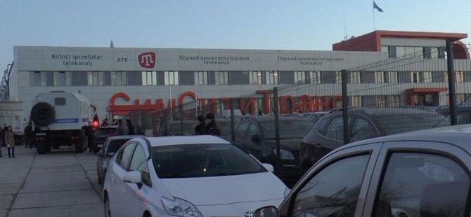 Kırım Tatar Televizyonuna Baskın