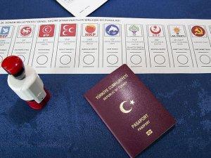 Yurt Dışı Oylarının Yüzde 56,22'si AK Parti'nin