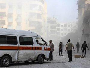 Suriye'de Ekim Ayında 11 Sağlık Personeli Öldü