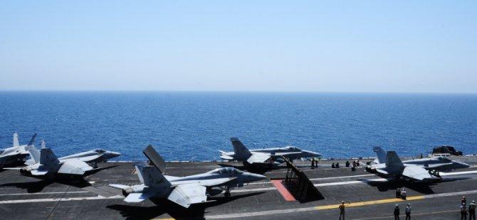 Rusya İle ABD'den Suriye'de Ortak Tatbikat