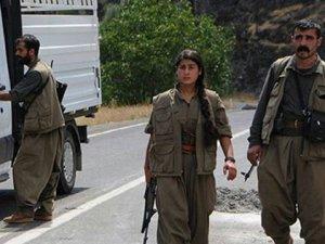PKK'liler Cizre'de 60 Kişiyi Rehin Aldı