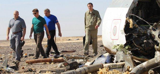 İngiltere: Rus Uçağı Bombayla Düşürülmüş Olabilir