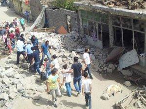Silopi'de 8 Camide İbadet, 7 Okulda Eğitim Yapılamıyor