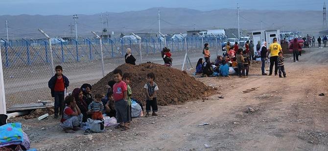 """""""En Az Bir Milyon Kişi Daha Suriye'yi Terk Edebilir"""""""