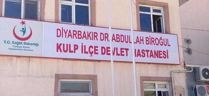 PKK'nın Katlettiği Doktorun İsmi Hastaneye Verildi
