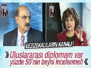 Halk TV'de AK Parti Seçmenine Hakaret