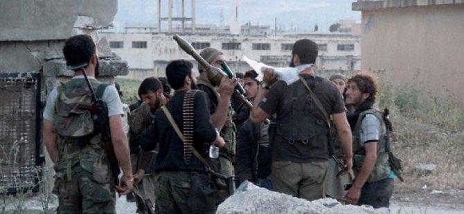 Hama'da Direnişçiler Stratejik Morik İlçesini Ele Geçirdi