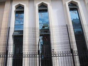 Cizre'de Adliye Binasına Roketatarlı Saldırı