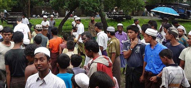 Myanmar'da Müslümanların Seçimlere Katılması Engelleniyor