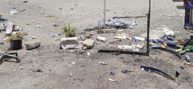 Mısır'da Bomba Yüklü Araç İnfilak Etti