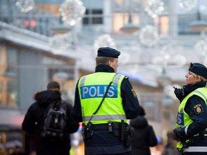 İsveç'te Şiddetli Patlama Meydana Geldi