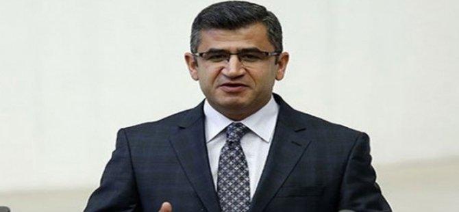 HDP'li Zozani'den Başkanlık Açıklaması