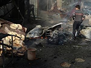 Esed Güçlerinden Duma'da Katliam: 10 Sivil Katledildi!