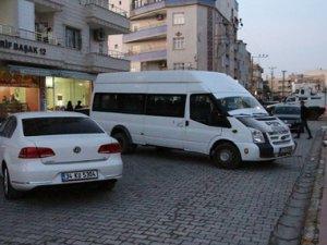 Mardin'de Bombalı Akşam: 4 Yaralı