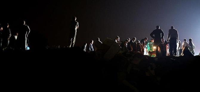 İşgalci İsrail'den Gazze'ye Hava Saldırısı!