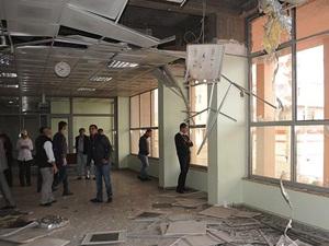 Cizre'de PKK'nın Roketatarı Hastaneye İsabet Etti!