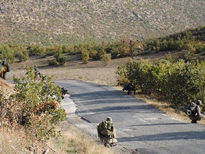 Diyarbakır'ın Dicle İlçesinde 4 PKK'lı Öldürüldü