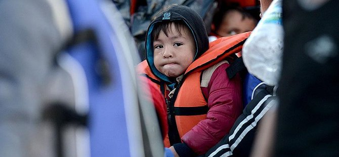 Çeşme Açıklarında 131 Sığınmacı Kurtarıldı