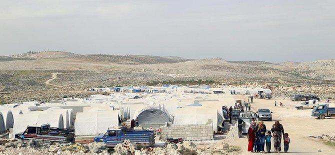 Rejim Güçleri Çadır Kente Füze Attı