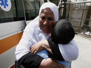 Türkiye'den Gazze'deki Hastanelere Bağış