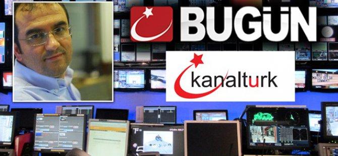 Bugün TV ve Kanaltürk'ün Başına Ahmet Gemici Getirildi