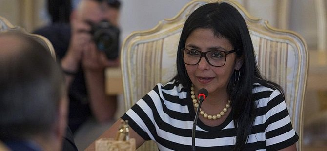 Venezuela'dan Filistin'e Destek