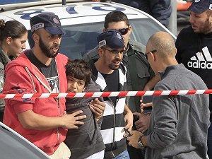 İşgal Polisi Filistinli Çocuğu Vurdu