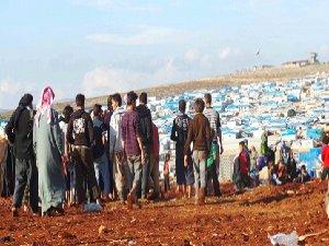 Atme Mülteci Kampı'nda Kışla Gelen Çaresizlik