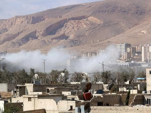 Esed Güçleri Şam'da Sivilleri Vurdu: 15 Ölü