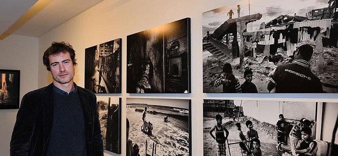 İtalyan Fotoğrafçının Objektifinden Gazze'nin Su Sorunu