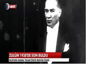 """10 Kasım'a Kadar Özgürlük; 9.05'te, """"Susturun Şu Akit TV'yi!"""""""