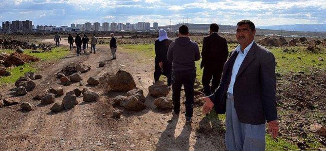Diyarbakır'da Belediyeye 'Arazi' Tepkisi