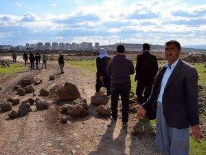 Diyarbakır'da Halktan HDP'li Belediyeye 'Arazi' Tepkisi