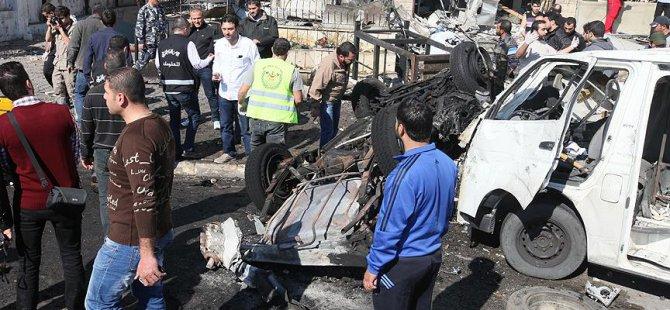 Beyrut'un Güneyinde Patlama: 35'ten Fazla Ölü Var