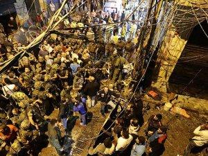 Beyrut'ta İki Ayrı Patlama: 43 Kişi Hayatını Kaybetti