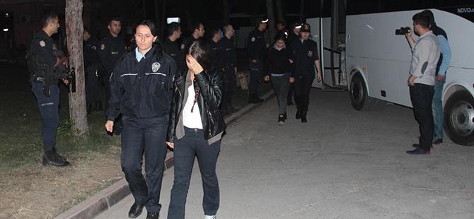 Adana'da YDG-H Operasyonu: 39 Gözaltı