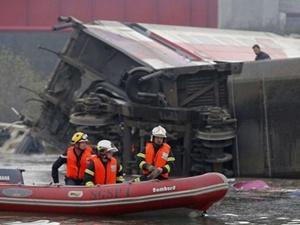 Fransa'da Hızlı Tren Raydan Çıktı: 7 Kişi Hayatını Kaybetti