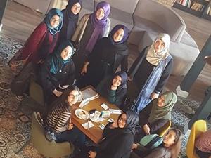 Liseli Özgür-Der'lilerden Üsküdar Şubesine Ziyaret