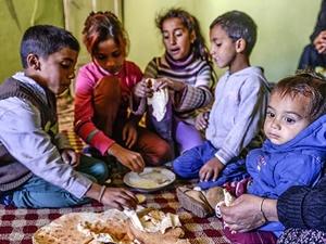 """Suriyeli Mülteciler İçin """"Kış Çilesi"""" Başladı!"""