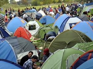 Avrupa'daki Suriyeli Mülteci Sayısı Artıyor