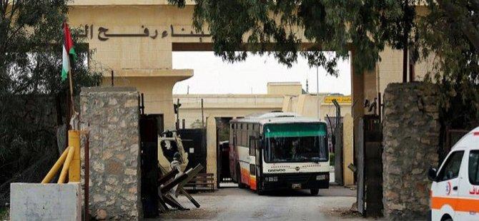 """""""Refah Kapısı'nın Kapalı Tutulması İsrail ve ABD'nin Kararı"""""""